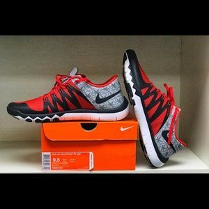 Nike Ohio state shoes